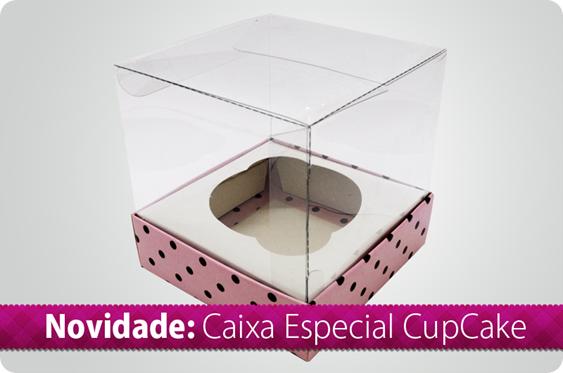 Produto 02 - Caixa Cupcake
