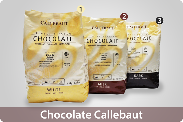 Chocolate Callebout