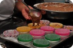 Curso - Delícias de Natal - Cupcakes 004