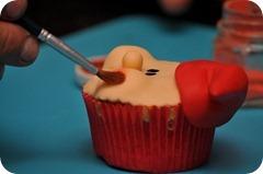 Curso - Delícias de Natal - Cupcakes 029