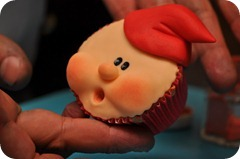 Curso - Delícias de Natal - Cupcakes 030