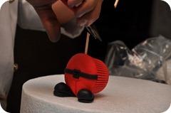 Curso - Delícias de Natal - Cupcakes 036