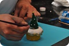 Curso - Delícias de Natal - Cupcakes 055