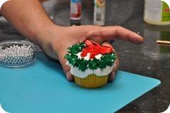 Curso - Delícias de Natal - Cupcakes 059