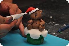 Curso - Delícias de Natal - Cupcakes 062
