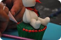 Curso - Delícias de Natal - Cupcakes 064