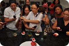 Curso - Delícias de Natal - Cupcakes 068