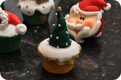 Curso - Delícias de Natal - Cupcakes 073
