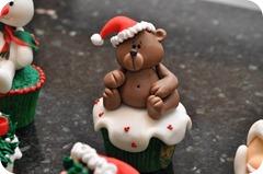 Curso - Delícias de Natal - Cupcakes 075