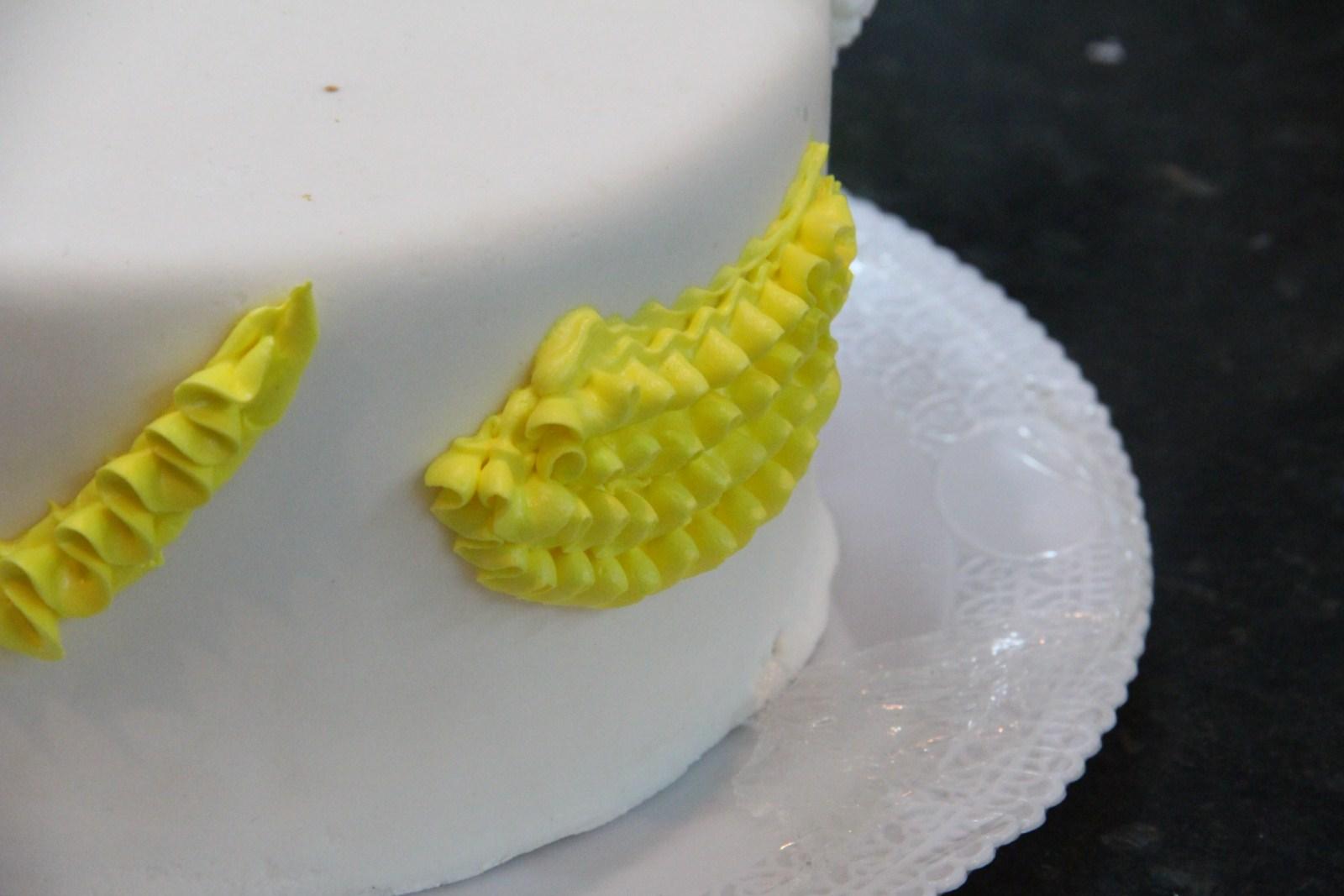 Curso para confeitar bolo