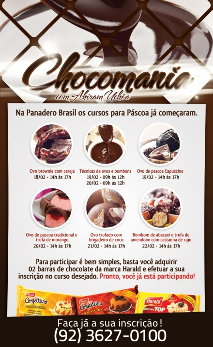 Curso: Chocomania