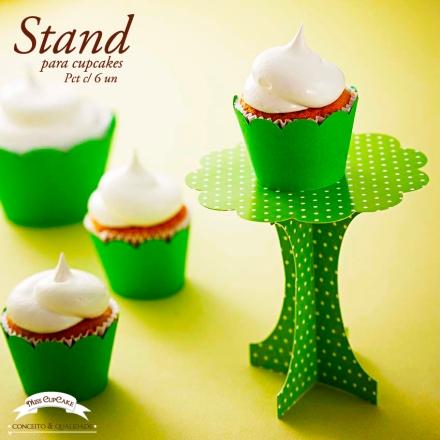 Novidade: Stand para cupcakes