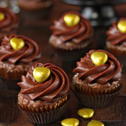 02 - Nutela Minicupcakes